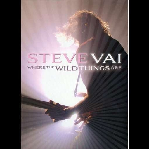 Steve Vai Where The Wild Things Are 2 Lp Set 2lp