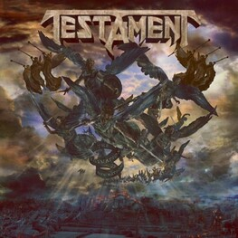 TESTAMENT - Formation Of Damnation (Cd/dvd Version) (CD+DVD)