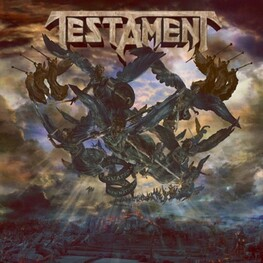 TESTAMENT - Formation Of Damnation (CD)
