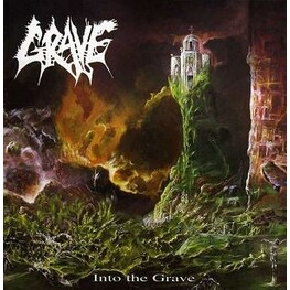 GRAVE - Into The Grave (CD)