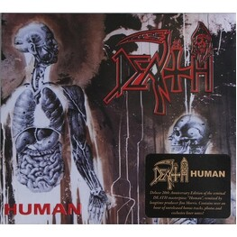 DEATH (FLORIDA) - Human (Reissue) (2CD)
