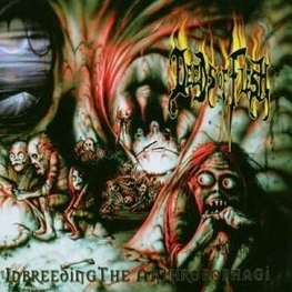 DEEDS OF FLESH - Inbreeding The Anthropology (CD)