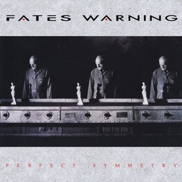 FATES WARNING - Perfect Symmetry (Expanded Edition) (CD+DVD)
