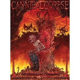 CANNIBAL CORPSE - Centuries Of Torment (Ntsc) (3 DVD)