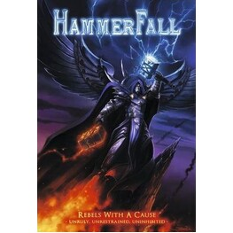 HAMMERFALL - Rebels With A Cause: Unruly, Unrestrained, Uninhibited (DVD)