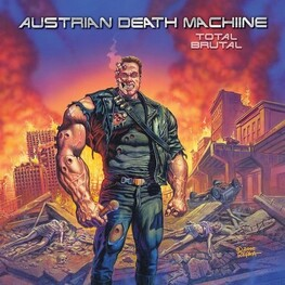 AUSTRIAN DEATH MACHINE - Total Brutal (CD)