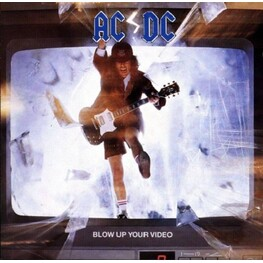 AC/DC - Blow Up Your Video (CD)