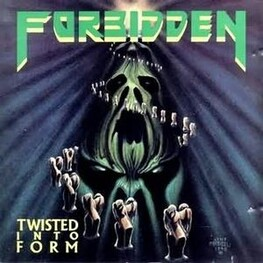 FORBIDDEN - Twisted Into Form (CD)