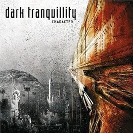 DARK TRANQUILLITY - Character (CD)