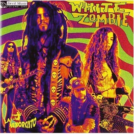 WHITE ZOMBIE - La Sexorcisto - Devil Music Volume One (CD)