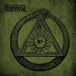 BORN FROM PAIN - Survival (CD)