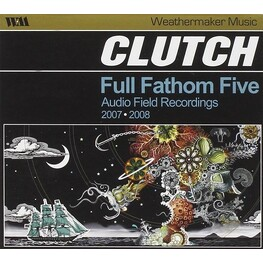 CLUTCH - Full Fathom Five (CD)