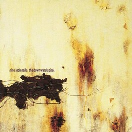 NINE INCH NAILS - Downward Spiral,The (CD)