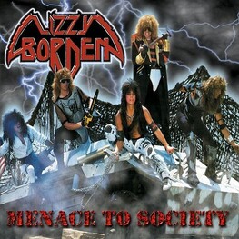 LIZZY BORDEN - Menace To Society (CD)