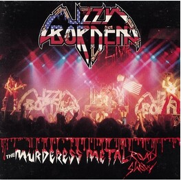 LIZZY BORDEN - Murderess Metal Road Show (CD)