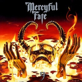 MERCYFUL FATE - 9 (CD)