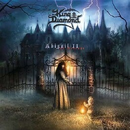 KING DIAMOND - Abigail Ii: The Revenge (CD)