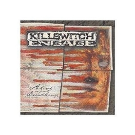 KILLSWITCH ENGAGE - Alive Or Just Breathing (CD)