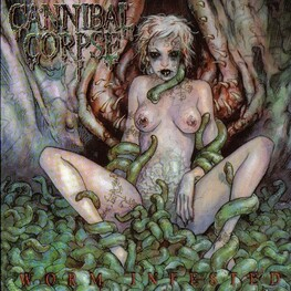 CANNIBAL CORPSE - Worm Infested (Ltd Ep) (CDEP)