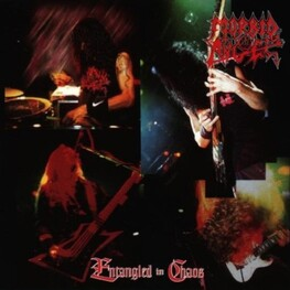 MORBID ANGEL - Entangled In Chaos (CD)
