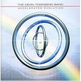 DEVIN TOWNSEND - Accelerated Evolution (CD)