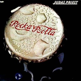 JUDAS PRIEST - Rocka Rolla (CD)
