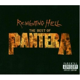 PANTERA - Reinventing Hell - The Best Of Pantera (CD+DVD)