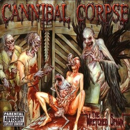 CANNIBAL CORPSE - Wretched Spawn (Uncensored) (CD)
