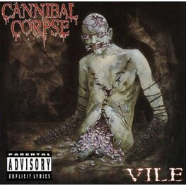 CANNIBAL CORPSE - Vile (Uncensored) (CD)