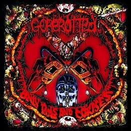 GORE ROTTED - Only Tools And Corpses (CD)