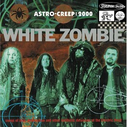 WHITE ZOMBIE - Astro-creep: 2000 (CD)