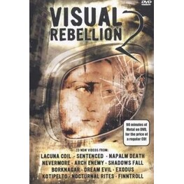 VARIOUS ARTISTS - Visual Rebellion 2 (DVD)
