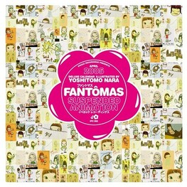 FANTOMAS - Suspended Animation (Limited Spiral Bound Edition) (CD)