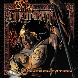 SOILENT GREEN - Confrontation (CD)
