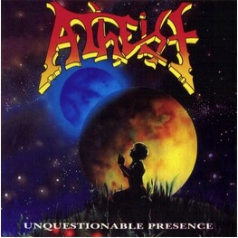 ATHEIST - Unquestionable Presence Re-issue (CD)