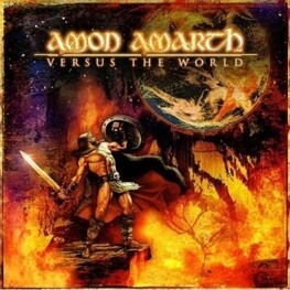 AMON AMARTH - Versus The World (2CD)