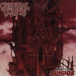 CANNIBAL CORPSE - Gallery Of Suicide (Censored) (CD)