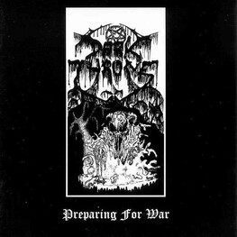DARKTHRONE - Preparing For War (CD)