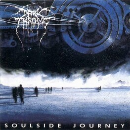 DARKTHRONE - Soulside Journey (CD)