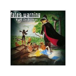 FATES WARNING - Night On Brocken (Bonus Tracks) (CD)