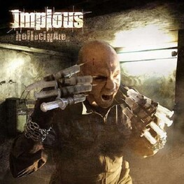 IMPIOUS - Hellucinate (CD)