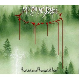 MY DYING BRIDE - Voice Of The Wretched (CD)