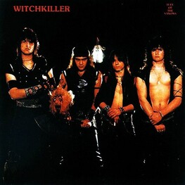 WITCHKILLER - Day Of The Saxon (CD)