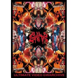 GWAR - Ultimate Video Gwarchive (DVD)