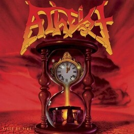 ATHEIST - Piece Of Time (Reissue) (CD)