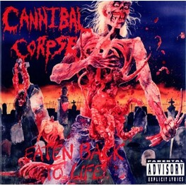 CANNIBAL CORPSE - Eaten Back To Life (Expanded Version) (CD)
