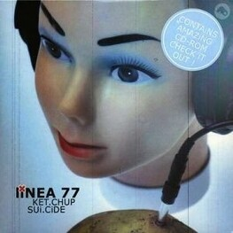 LINEA 77 - Ketchup Suicide (CD)