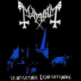 MAYHEM - De Mysteriis (LP)