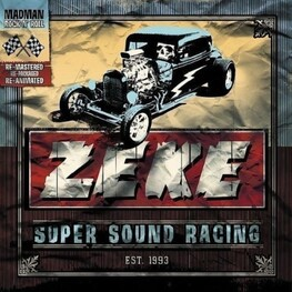 ZEKE - Super Sound Racing (CD)