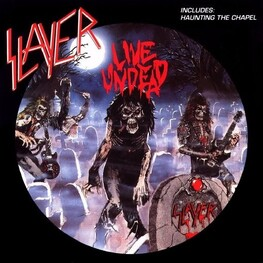 SLAYER - Live Undead (Remastered) (CDEP)